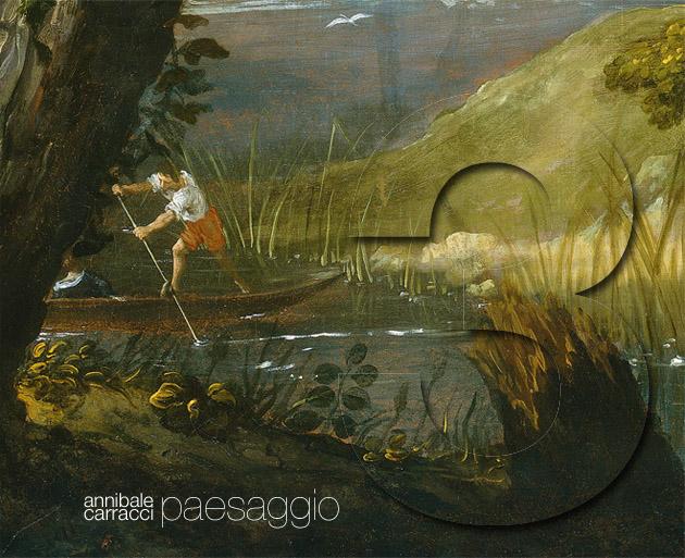 PAESAGGIO • CARRACCI • 3